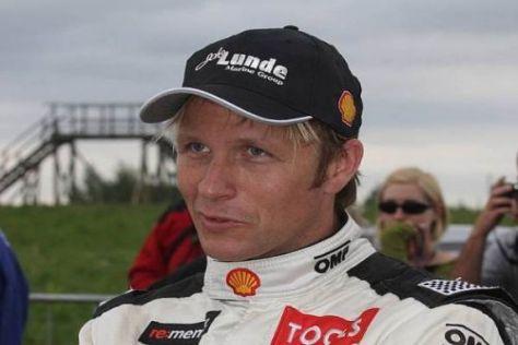 Petter Solberg muss bei der Planung weiter von Rallye zu Rallye denken