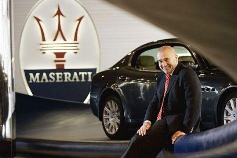 Wechsel an der Maserati-Spitze