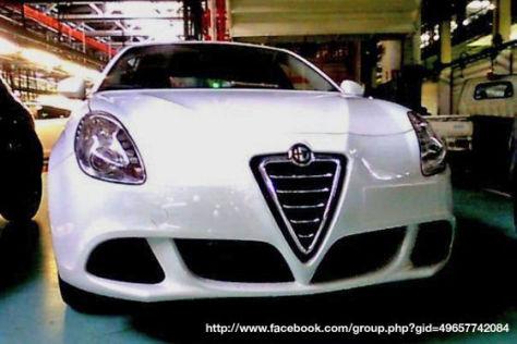 Erste Bilder Alfa 149