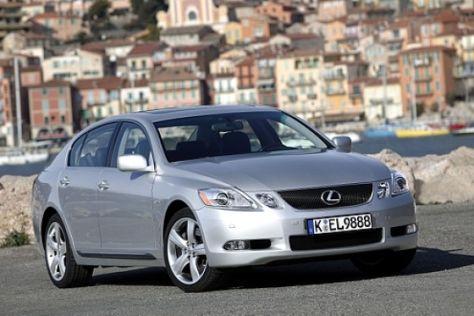 Rückruf Lexus GS 300/430