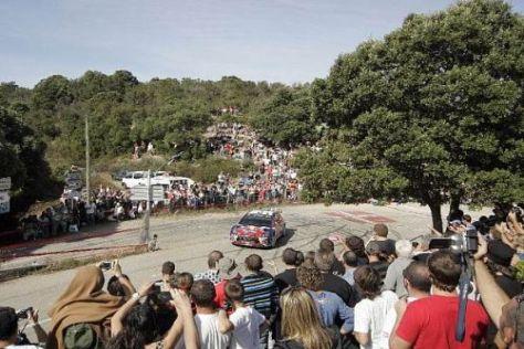Bisher fuhr die WRC ihren französischen Lauf auf Korsika, das könnte sich ändern