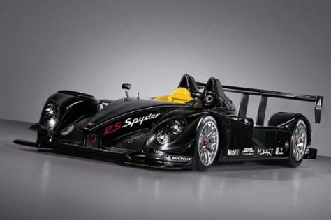 Vorstellung Porsche RS Spyder