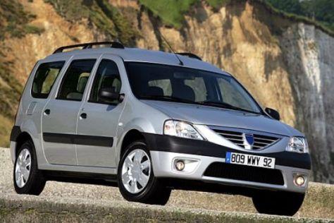 Vorstellung Dacia Logan MCV