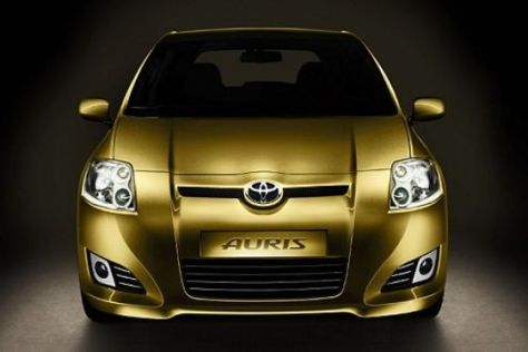 Studie Toyota Auris