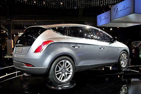 Großer Name: Mit dem Delta HPE will Lancia im Premium-Segment punkten.