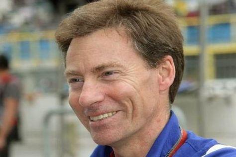 Lin Jarvis geht nicht davon aus, dass Valentino Rossi in die Formel 1 wechselt