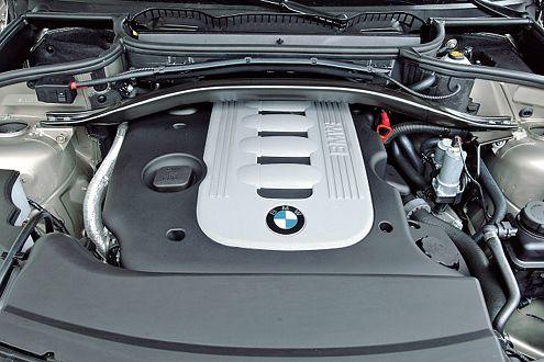 Freudenspender: Mit Biturbo-Diesel und 286 PS geht im BMW die Post ab.