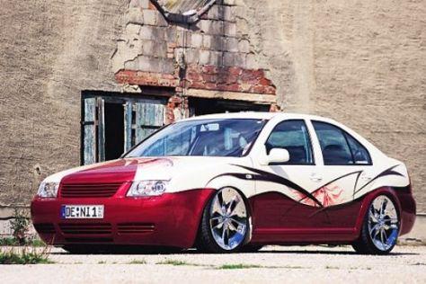 VW Bora von Denny Sens