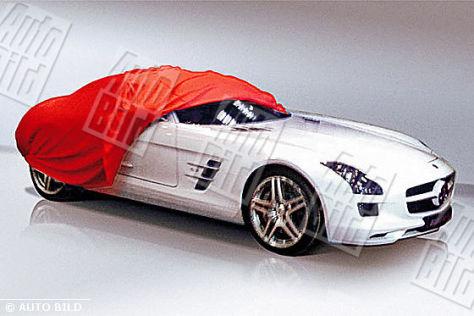 Mercedes SLS-Klasse AMG