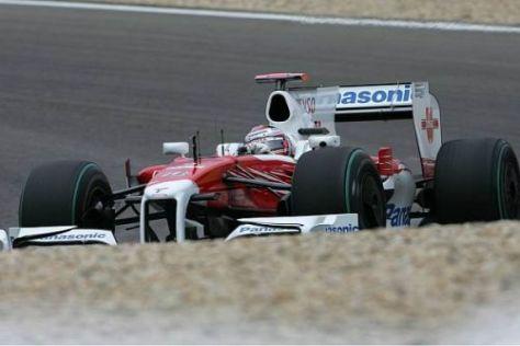 Jarno Trulli sieht Toyota am Nürburgring auf einem guten Weg