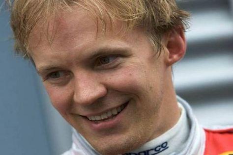 Mattias Ekström ist für viele in diesem Jahr der Stärkste im Audi-Kader