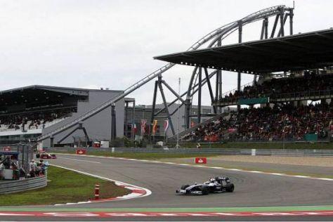 Nico Rosberg ist enttäuscht, wie es im Qualifying gelaufen ist