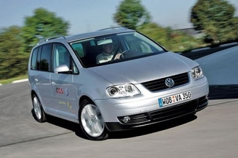 Fahrbericht VW Touran CCS