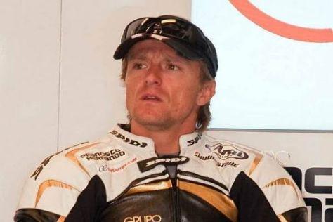 Sete Gibernaus MotoGP-Karriere dürfte nun endültig beendet sein