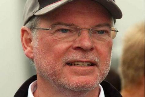Walter Kafitz freut sich über eine gelungene Einweihung des Nürburgrings