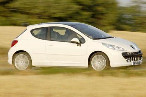 Peugeot legt beim 207 nach