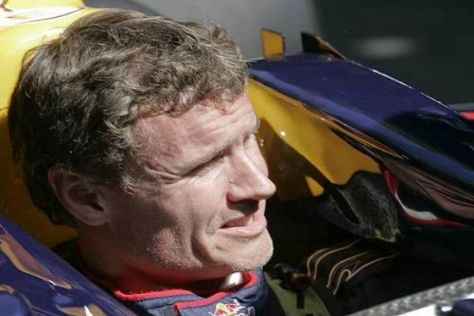 David Coulthard beim legendären Festival of Speed in Goodwood