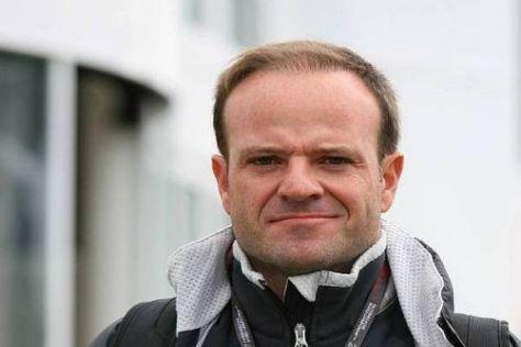 Derzeit scheint sich alles gegen Rubens Barrichello zu verschwören