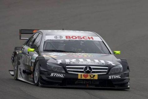 Ralf Schumacher und Mercedes kommen kampfeslustig nach Zandvoort