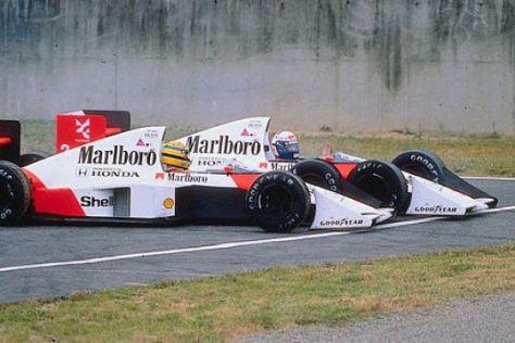 Duelle in der Formel 1