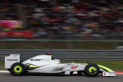 Jenson Button steht nach zwei Rennen ohne Podium leicht unter Druck