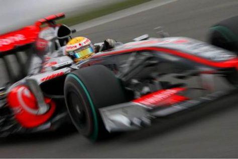 McLaren-Mercedes wird 2010 auf ein anderes Konzept setzen als beim MP4-24