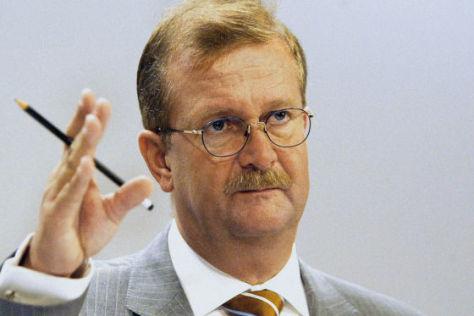 Porsche-Vorstand Wendelin Wiedeking