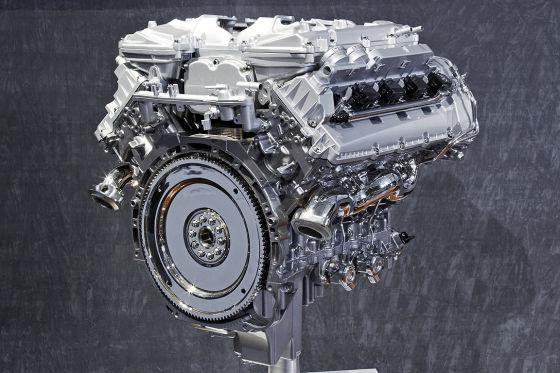 Motor Range Rover 5.0