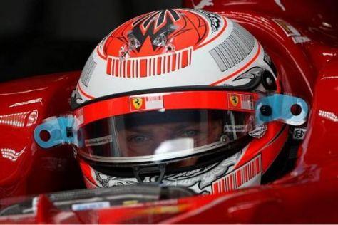 Noch ist nicht klar, in welcher Rennserie Kimi Räikkönen 2010 fahren wird