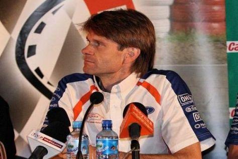 Marcus Grönholm nimmt am kommenden Sonntag den Pikes Peak in Angriff