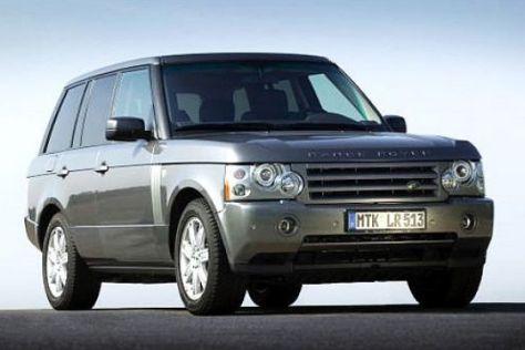 Preise Range Rover TDV8