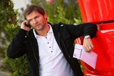 Räikkönen-Manager Steve Robertson ist verärgert über die vielen Gerüchte