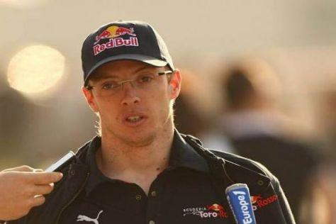 Sébastien Bourdais möchte seine Karriere in der Formel 1 fortsetzen