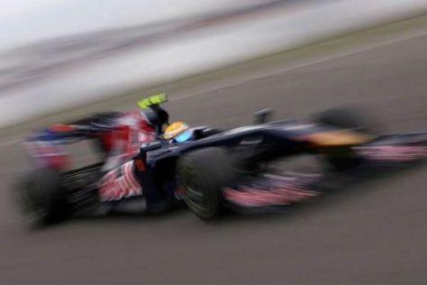 Toro Rosso rüstet auf: In Ungarn endlich auch mit Doppeldiffusor