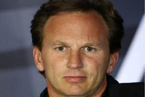 Christian Horner ist der aktuell jüngste Formel-1-Teamchef