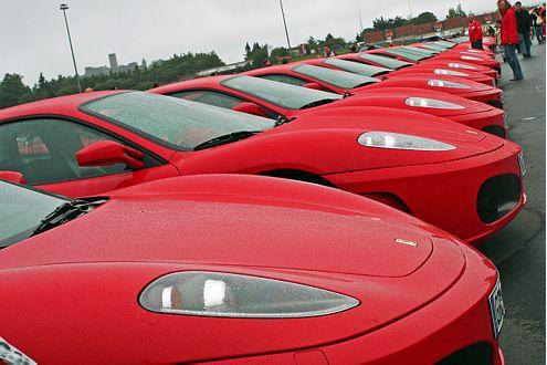 Ob DTM, Formel 1 oder Ferrari Racing Days – der Nürburgring bietet jede Menge automobile Leckerbissen.