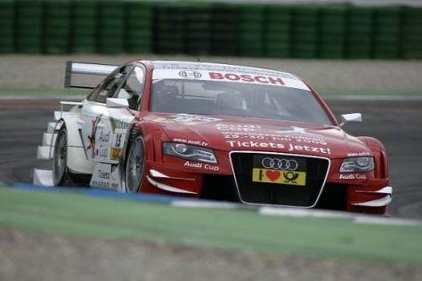 Sensation: Oliver Jarvis sicherte sich im Jahreswagen die Pole Position