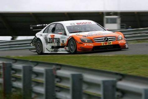 Gary Paffett startet in Zandvoort als Zweiter aus der ersten Reihe