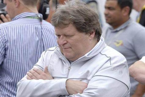 Norbert Haug konnte mit dem Qualifying in Zandvoort mehr als zufrieden sein