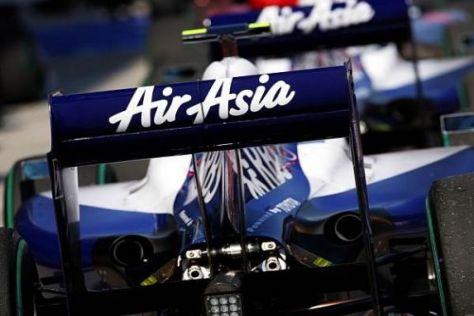 Kazuki Nakajima und Nico Rosberg: Williams ist im Paddock wieder wer