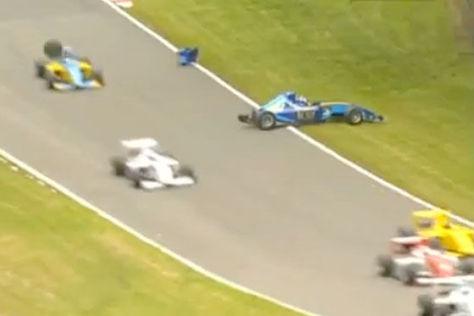 Tod: Henry Surtees, Formel-2-Pilot