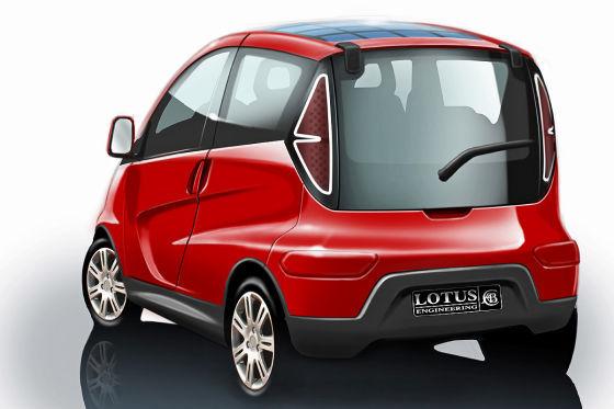 Lotus Electric-City-Car