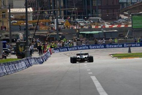 Formel 1 am Kreml: Selten zuvor war die Königsklasse spektakulärer als gestern