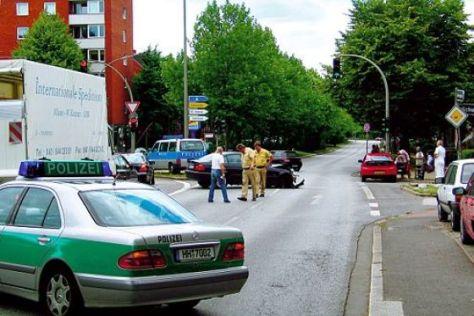 Unfallbilanz 2008