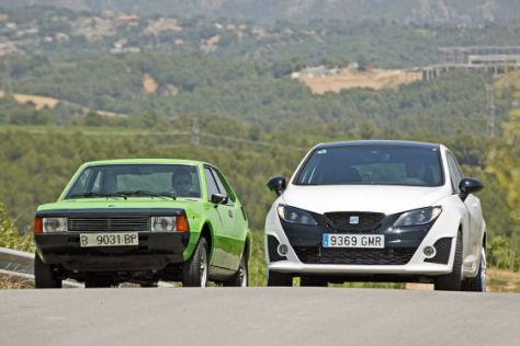 Seat 1200 Sport Seat Ibiza Bocanegra
