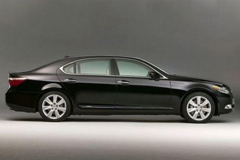 Vorstellung Lexus LS 600h