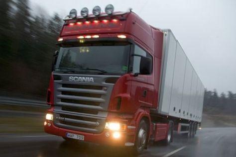 Druck auf Scania wächst