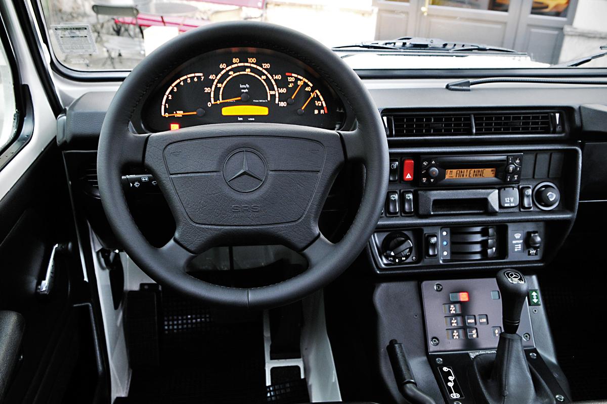 Mercedes G 280 CDI Edition Pur