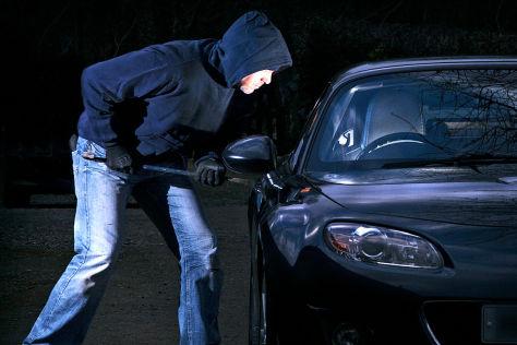 Ratgeber Autodiebstahl