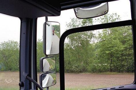 Zusatzspiegel für Lkw